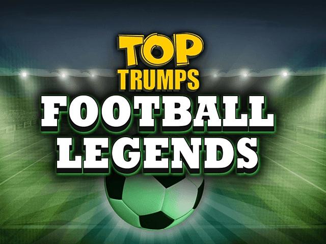 Игровой автомат Top Trumps Football Legends