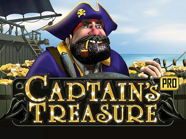 Игровой автомат Captain's Treasure