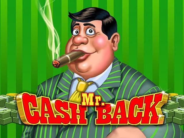 Игровой автомат Mr. Cashback
