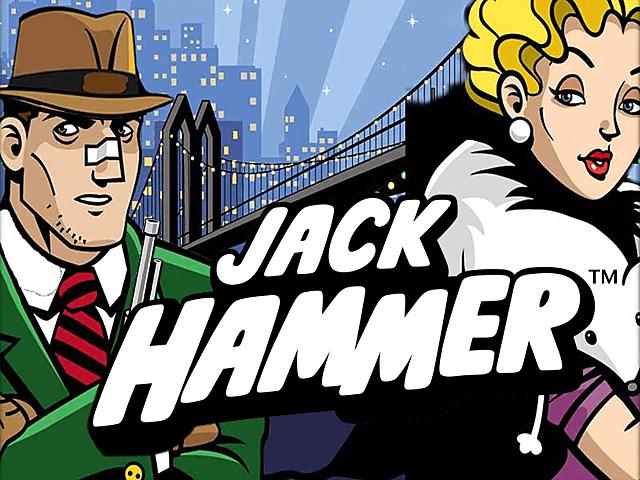 На игровом портале Джек Хаммер
