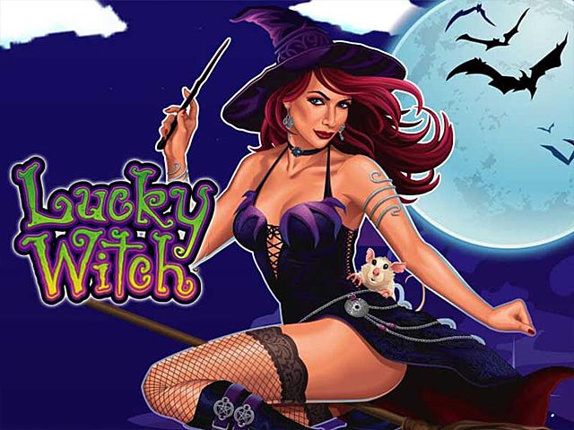 Удачливая Ведьма: играйте на сайте в популярный слот Microgaming