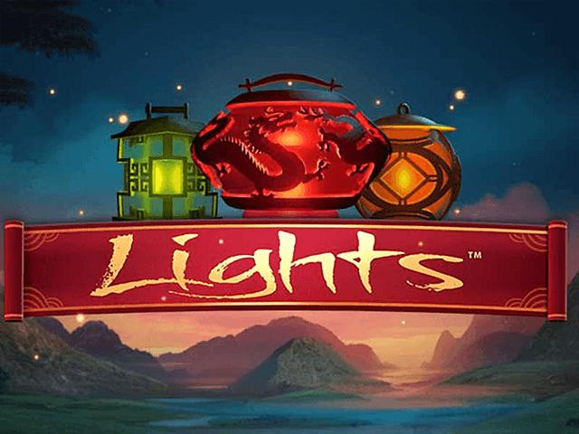 На сайте игрового портала для досуга Lights