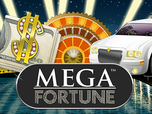 Виртуальная азартная игра Мега Удача