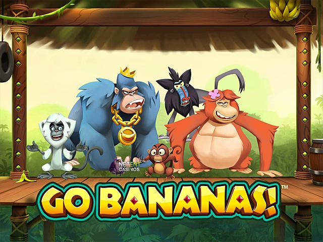 В популярном игровом портале Go Bananas!
