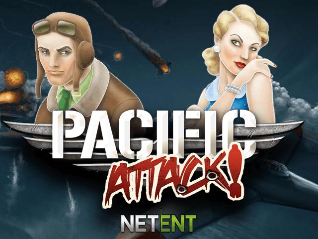 На игровом портале Pacific Attack