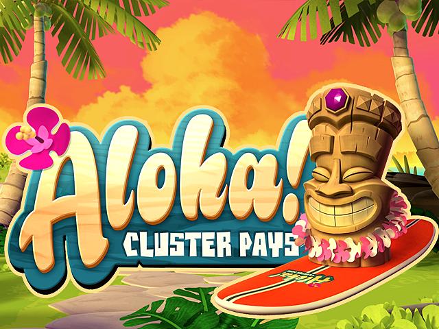 Aloha Cluster Pays – игровой автомат с бонусами онлайн