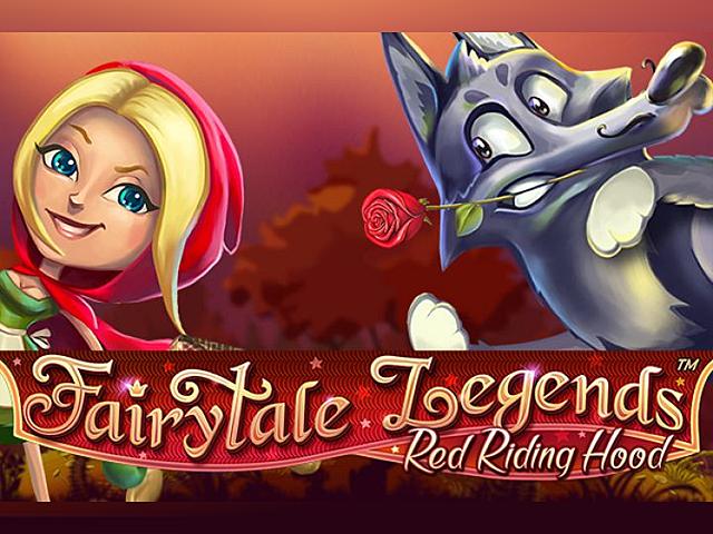 Игровой онлайн-автомат FairyTale Legends: Red Riding Hood